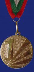 Медал М1042-1 злато